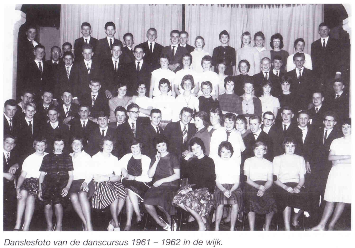 R Hogenkamp De dansschool van Koob...